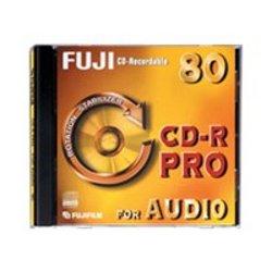 Image of CD Cd-r pro for audio - cd-r x 10 - 700 mb - supporti di memorizzazione 48174