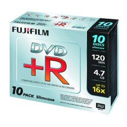 Image of DVD Dvd+r x 10 - 4.7 gb - supporti di memorizzazione 48344