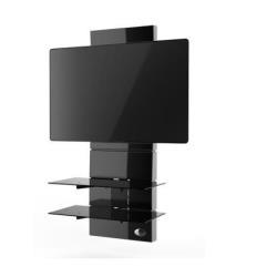 Staffa TV Meliconi - Ghost Design 3000 Nero
