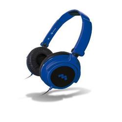Cuffie con microfono Meliconi - Speak FLUO Blu