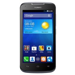"""Smartphone Huawei Ascend Y520 - Smartphone - 3G - 4 Go - microSDHC slot - GSM - 4.5"""" - 480 x 854 pixels - 5 MP (caméra avant de 0,3 mégapixels) - Android - noir"""
