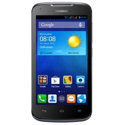 """Smartphone Huawei Ascend Y540 - Smartphone - 3G - 4 Go - microSDHC slot - GSM - 4.5"""" - 854 x 480 pixels - IPS - 5 MP (caméra avant de 0,3 mégapixels) - Android - noir"""