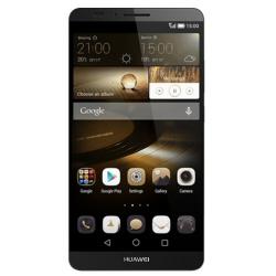 """Smartphone Huawei Ascend Mate7 - Smartphone - 4G LTE - 16 Go - microSDHC slot - GSM - 6"""" - 1 920 x 1 080 pixels (368 ppi) - IPS-NEO - RAM 2 Go - 13 MP (caméra avant de 5 mégapixels) - Android - Noir vitreux"""