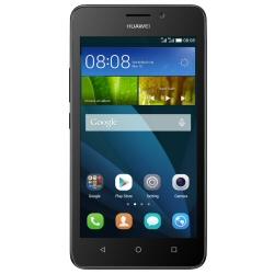 """Smartphone Huawei Y635 - Smartphone - double SIM - 4G LTE - GSM - 5"""" - IPS - 5 MP (caméra avant de 2 mégapixels) - Android - noir"""