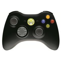 Gamepad Microsoft - Gamepad per Xbox 360 e Pc Windows XP