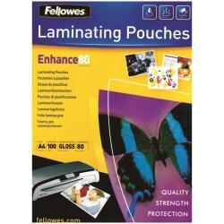 Pouches a caldo Fellowes - 100 - a3 - rivestimento di plastificazione 5306207