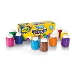 Tempera Crayola - Washable kids' paint - pittura 54-1205