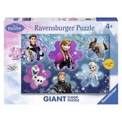 Puzzle Ravensburger - Frozen - il mondo di anna 5437
