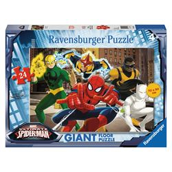 Puzzle Ravensburger - Ultimate spider-man - i fantastici supereroi 5439b