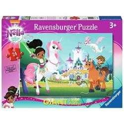 Puzzle Ravensburger - Nella La Principessa 5553