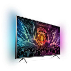TV LED Philips - Smart 55PUS6201/12 Ultra HD 4K