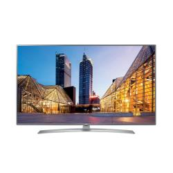 "TV LED LG 55UJ701V - Classe 55"" TV LED - Smart TV - 4K UHD (2160p) - HDR - système de rétroéclairage en bordure par DEL Edge-Lit, local dimming"