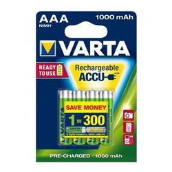 Pila Varta - Professional batteria 4 x tipo aaa nimh 5703301404