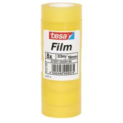 Nastro Tesa - Tesafilm nastro ufficio - 19 mm x 33 m 57207-00001-00