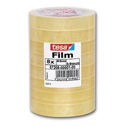 Nastro Tesa - Tesafilm nastro ufficio - 19 mm x 66 m 57208-00001-00
