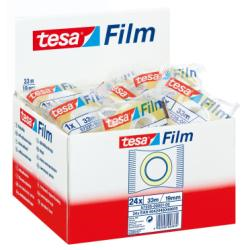 Nastro Tesa - Tesafilm standard nastro ufficio - 19 mm x 33 m - trasparente 57225-00001-00