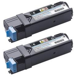 Toner Dell Technologies - Dell - confezione da 2 - alta capacità - nero - originale 593-11035