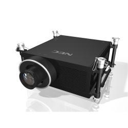 Vidéoprojecteur NEC PH1000U - Projecteur DLP - 3D - 11000 lumens - WUXGA (1920 x 1200) - 16:10 - HD 1080p - aucune lentille - LAN