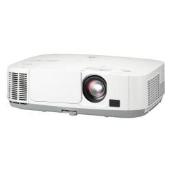 Vidéoprojecteur NEC P451W - Projecteur LCD - 4500 ANSI lumens - WXGA (1280 x 800) - 16:10