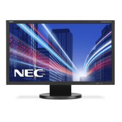 "Écran LED NEC AccuSync AS222WM - Écran LED - 21.5"" - 1920 x 1080 Full HD (1080p) - TN - 250 cd/m² - 1000:1 - 5 ms - DVI-D, VGA - haut-parleurs - noir"
