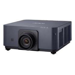 Vidéoprojecteur NEC PX602UL - Projecteur DLP - 3D - 6000 ANSI lumens - WUXGA (1920 x 1200) - 16:10 - HD 1080p - aucune lentille - LAN