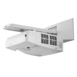 Vidéoprojecteur NEC UM301W - Projecteur LCD - 3000 ANSI lumens - WXGA (1280 x 800) - 16:10 - HD 720p - Objectif ultra court - LAN