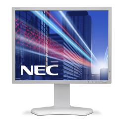 "Écran LED NEC MultiSync P212 - Écran LED - 21.3"" (21.3"" visualisable) - 1600 x 1200 - IPS - 440 cd/m² - 1500:1 - 8 ms - HDMI, DVI-D, VGA, DisplayPort - haut-parleurs - blanc"