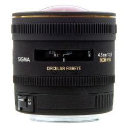 Obiettivo Sigma - Ex obiettivo fisheye - 4.5 mm 6030198