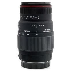 Obiettivo Sigma - 70-300mm f4-5.6 af apo dg super