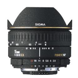Obiettivo Sigma - 15mm f2.8