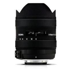 Obiettivo Sigma - 8-16mm 4.5-5.6 dc hsm