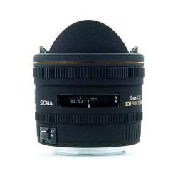 Zoom Sigma - 10mm f2.8 ex dc hsm