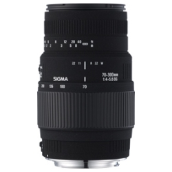 Obiettivo Sigma - 70-300mm f4-5.6 af dg super