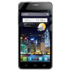 """Smartphone Alcatel One Touch Idol Ultra 6033X - Smartphone - 3G - 16 Go - GSM - 4.7"""" - 1 280 x 720 pixels - AMOLED - 8 MP - Android - noir"""