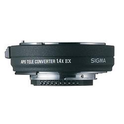 Obiettivo Sigma - Teleconverter 1.4