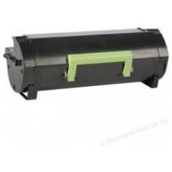 Toner Lexmark - 602 - nero - originale - cartuccia toner - lccp, lrp 60f2000