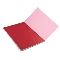 Quaderno Fabriano - Ecoqua P.Met. 4M Vino ff Lavanda 5p