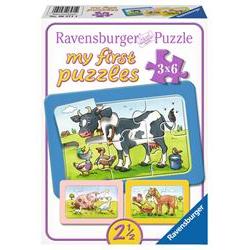 Puzzle Il mio primo Puzzle Cari Amici Animali 6571