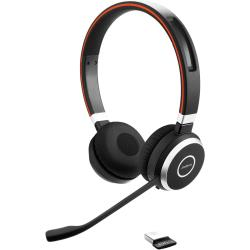 Cuffie con microfono JABRA - EVOLVE 65 MS Duo USB/Bluetooth