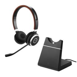 Cuffie con microfono Jabra - EVOLVE 65 UC Stereo