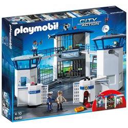 PlayMobil - City Action - Stazione della polizia con prigione 6919