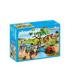 Country country horseback ride set costruzioni 6947