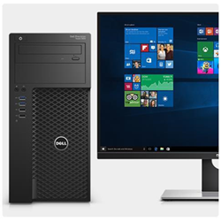 Workstation Dell Technologies - Dell precision 3630 tower - mt - core i7 8700k 3.7 ghz - 16 gb - 1.512 tb 6nnpf