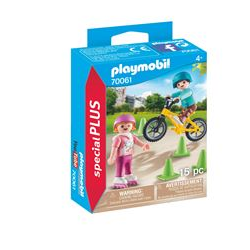 Special plus bambini con pattini e bmx 70061