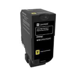 Toner Lexmark - Alta resa - giallo - originale - cartuccia toner 74c2hye
