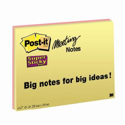 Post it Post-It Super Sticky - 6845-ssp-eu