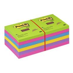Post it Post-It Super Sticky - 654-12ssuc