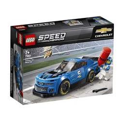 Speed champions chevrolet camaro zl1 race car set costruzioni 75891