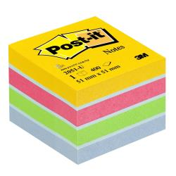 Post it Post-it - 2051-u - bloc-notes a cubo 76239