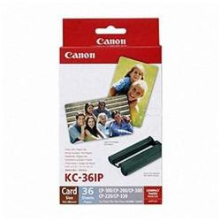 Kit Ink + Carta Canon - Kc-36ip - 1 - 54 x 90 mm - kit carta / cartuccia di stampa 7739a001